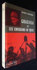 Graciela et les chasseurs de tête - Couverture - Format classique