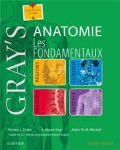 Gray's anatomie - les fondamentaux - Couverture - Format classique