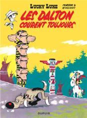 Lucky Luke T.23 ; les Dalton courent toujours - Couverture - Format classique