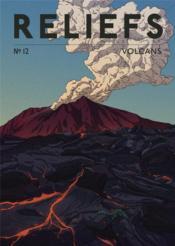 RELIEFS ; volcans - Couverture - Format classique