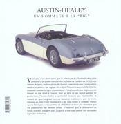 Austin-Healey, Un Hommage A La