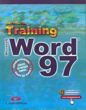 Training Campuspress Word 97 - Intérieur - Format classique
