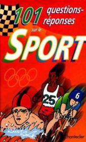100 Questions Réponses Sur Le Sport - Couverture - Format classique