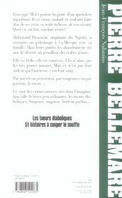 Les tueurs diaboliques (edition 2006) - 4ème de couverture - Format classique