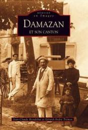 Damazan et son canton - Couverture - Format classique