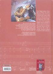 Aïda de Verdi - 4ème de couverture - Format classique