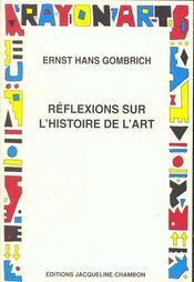 Reflexions Sur L'Histoire De L'Art - Intérieur - Format classique