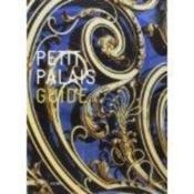 Petit palais, guide - Couverture - Format classique