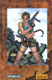 Tomb Raider T.1 - 4ème de couverture - Format classique