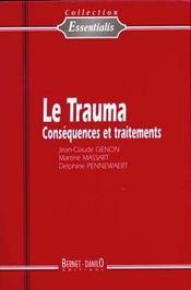 Trauma N.35 (Le) - Intérieur - Format classique