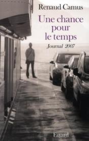 telecharger Journal 2007 – une chance pour le temps livre PDF/ePUB en ligne gratuit