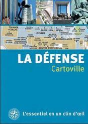 La Defense - Couverture - Format classique