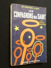 Les compagnons du Saint - Couverture - Format classique