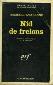 Nid De Frelons. Collection : Serie Noire N° 1245 - Couverture - Format classique