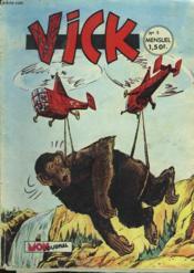 Vick N°5. Mon Journal. - Couverture - Format classique