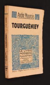 Tourguéniev - Couverture - Format classique