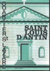 Saint Louis D'Antin - Couverture - Format classique