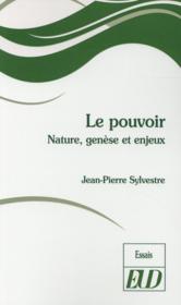 Pouvoir - Couverture - Format classique