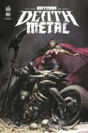 Batman - death metal T.1 - Couverture - Format classique