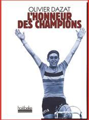 L'honneur des champions - Couverture - Format classique