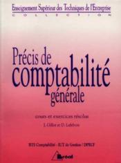 Precis comptabilite generale - Couverture - Format classique
