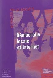 Democratie locale et internet - Intérieur - Format classique