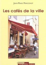Cafes De La Ville - Intérieur - Format classique
