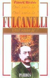 Fulcanelli - Intérieur - Format classique