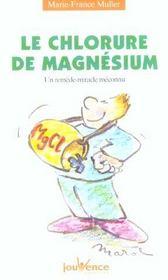 Le chlorure de magnésium - Intérieur - Format classique