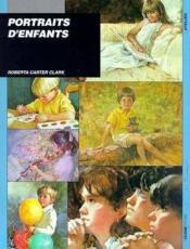 Portraits d'enfants - Couverture - Format classique
