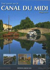 Tout savoir sur le canal du Midi - Intérieur - Format classique