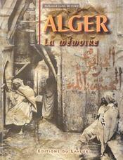Alger ; Memoire - Intérieur - Format classique