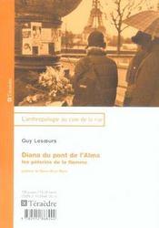 Diana Du Pont De L'Alma ; Les Pelerins De La Flamme - Intérieur - Format classique