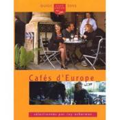 Cafes D'Europe - Couverture - Format classique