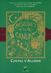 Histoires autour du canun - Intérieur - Format classique