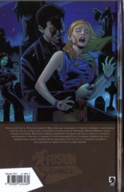 Buffy contre les vampires, saison 4 t.9 - 4ème de couverture - Format classique
