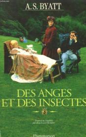 Des Anges Et Des Insectes - Couverture - Format classique