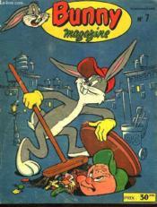 Bunny Magazine . Du N° 7 Au N° 26. - Couverture - Format classique