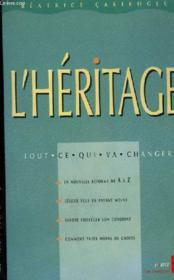 L'Heritage - Couverture - Format classique