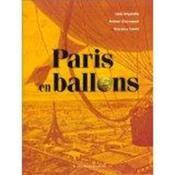 Paris en ballon - Couverture - Format classique