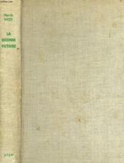 La Seconde Victoire - Couverture - Format classique