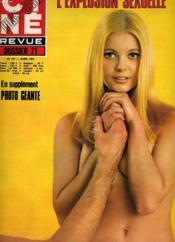 Cine Revue - Tele-Programmes - 51e Annee - N° 13a - Hors-Serie - Eros A La Conquete Des Cinematheques - Couverture - Format classique