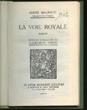 La Voix Royale - Roman. - Couverture - Format classique