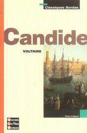 Candide - Intérieur - Format classique