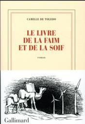 Le livre de la faim et de la soif - Couverture - Format classique