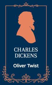 Oliver Twist - Couverture - Format classique