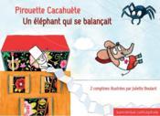 Pirouette cacahuète ; un éléphant qui se balançait - Couverture - Format classique