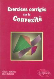 Exercices Corriges Sur La Convexite - Intérieur - Format classique