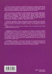 Comment Se Soigner Avec L'Aromatherapie - 4ème de couverture - Format classique