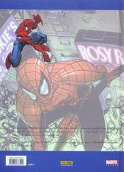 Spider-man premium t.2 ; fusion - 4ème de couverture - Format classique